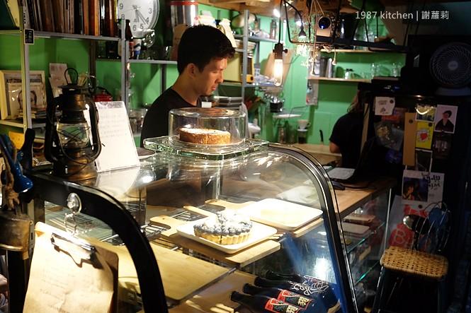 37130777713 fa21477e89 b - 1987Kitchen -Pâtisserie/Café(1987廚房工作室) | 低調隱藏版,躲在傳統菜市場裡面的甜點店,手作限量、完全巔覆你的傳統想像!