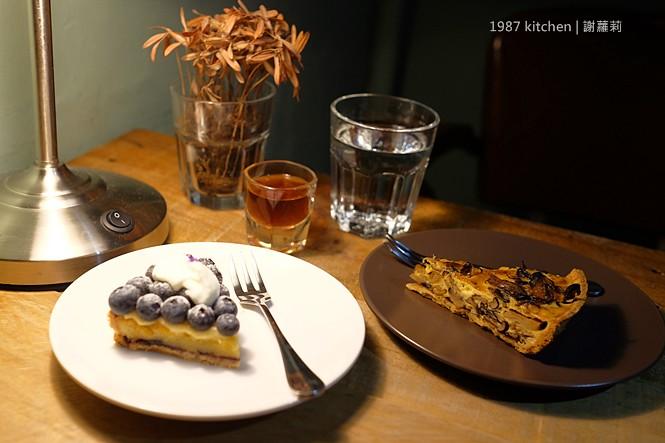 37752785206 19ae793e0f b - 1987Kitchen -Pâtisserie/Café(1987廚房工作室) | 低調隱藏版,躲在傳統菜市場裡面的甜點店,手作限量、完全巔覆你的傳統想像!