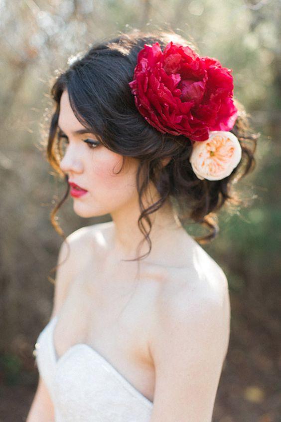 Wedding Hairstyles Watters Wedding Dress 2015 Strapless S Flickr