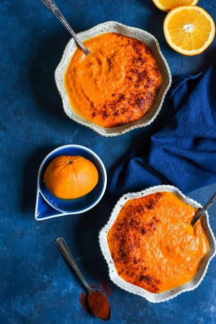 Creamy Carrot Orange Soup