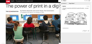 Annotation: Print vs Digital | by Dogtrax