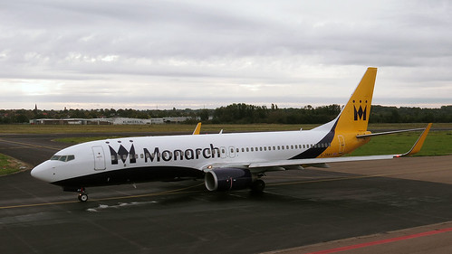B737-82R WL_GZBAV_EX MONARCH AIRLINES-STD_EHBK_171007 | by leo hm remmel