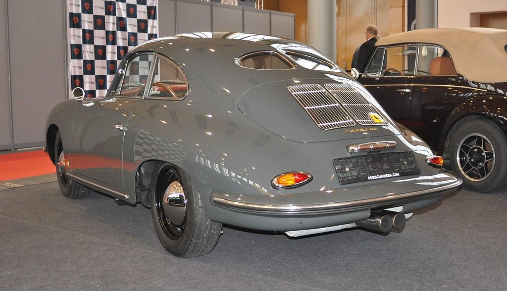 Porsche 356 Outlaw I Split Rear Window The Term 356