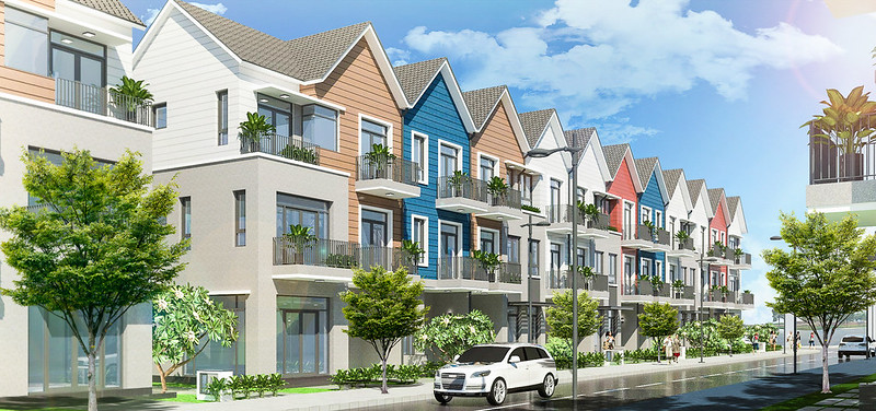 Shophouse Park Riverside Premium design 01