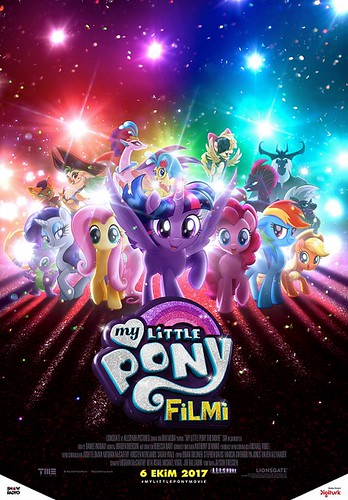 My Little Ponny Filmi - My Little Pony: The Movie (2017)