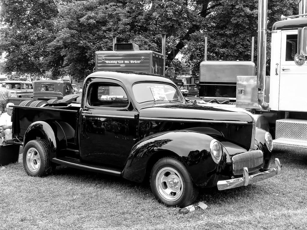 1941 willys pickup truck taken at the atca antique truck flickr Original 1941 Willys Coupe willys pickup truck by j wells s