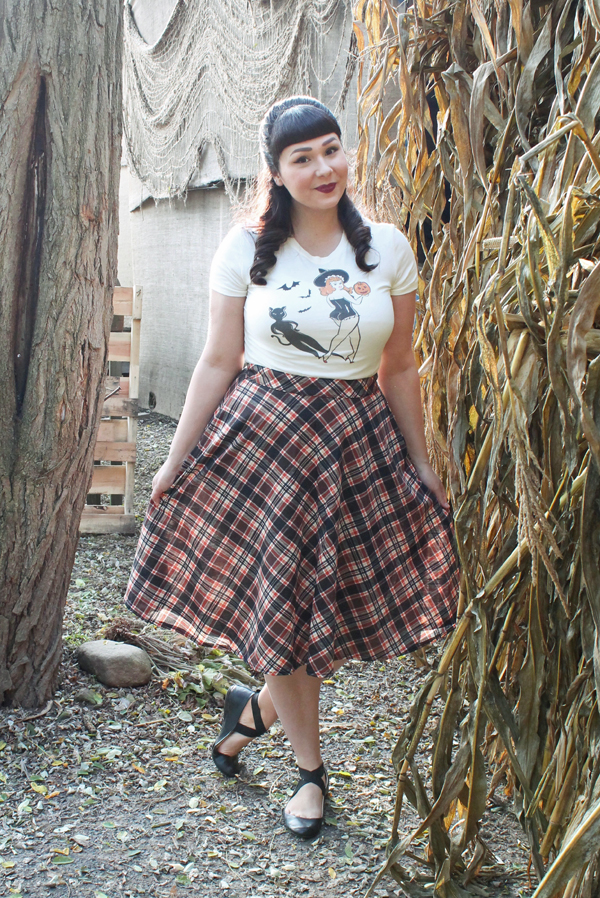 steady clothing plaid skirt