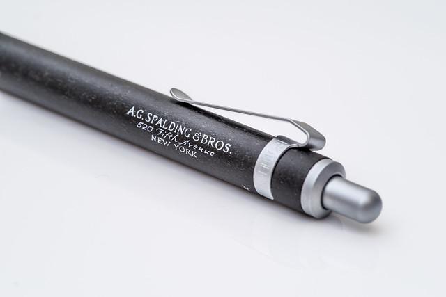 A.G.SPALDING & BROS 木鉛芯筆