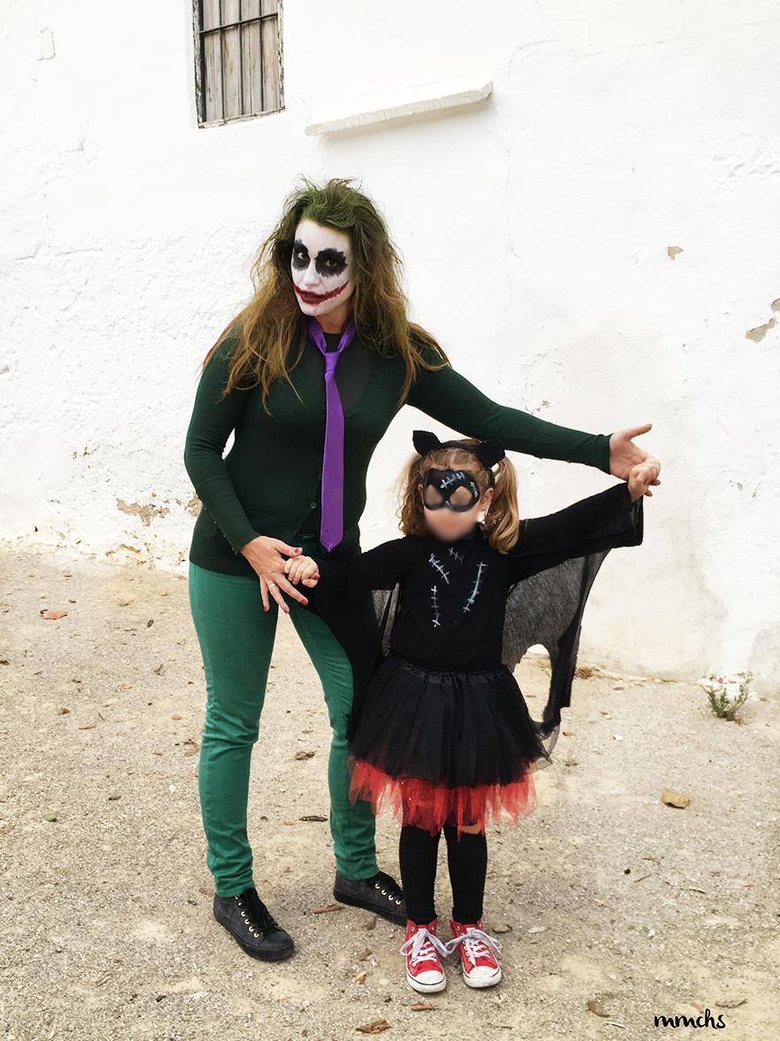 disfraces en familia para Halloween