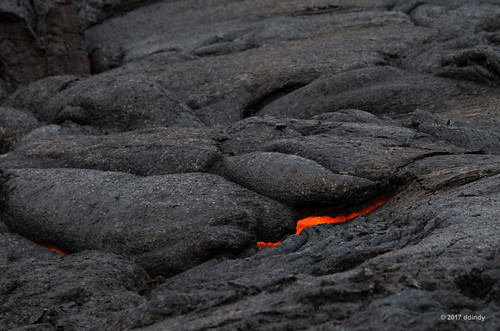 Lava Hike 1, 7:18 am | by ddindy