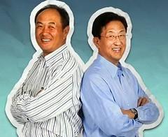 David Sun y John Tu, Kingston
