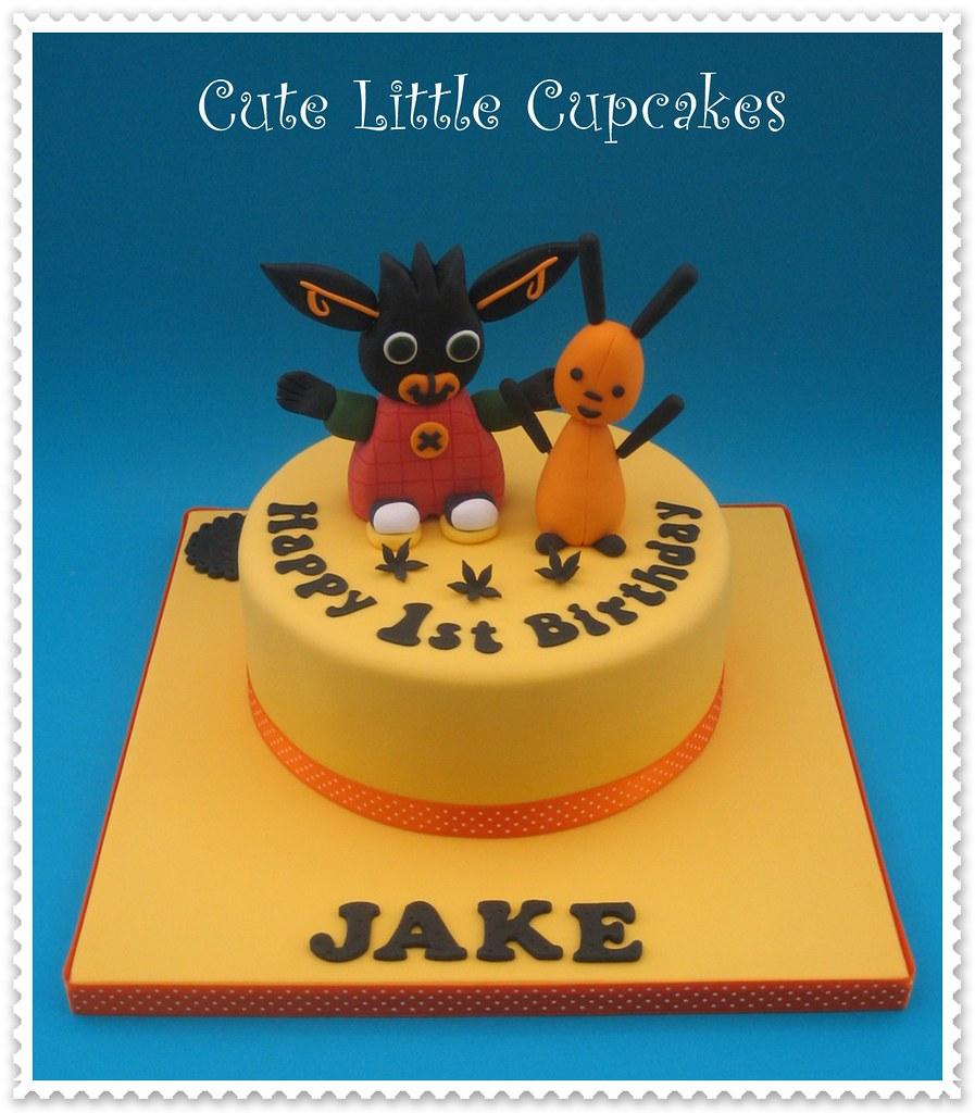 Bing Flop Birthday Cake Heidi Stone Flickr