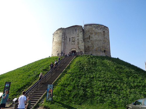 Cliffords Tower 02 | by worldtravelimages.net