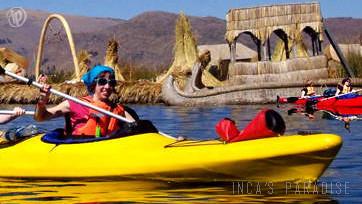 Kayak (aventura)