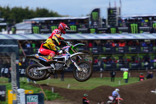 Iker Larrañaga, Team Spain, FIM Motocross of Nations, Matterley Basin 2017
