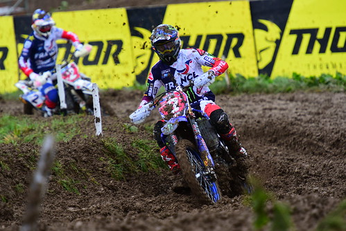 Romain Febvre, Team France, FIM Motocross of Nations, Matterley Basin 2017