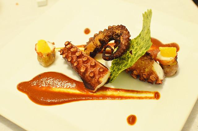 Octopus, Guia de Isora, Tenerife