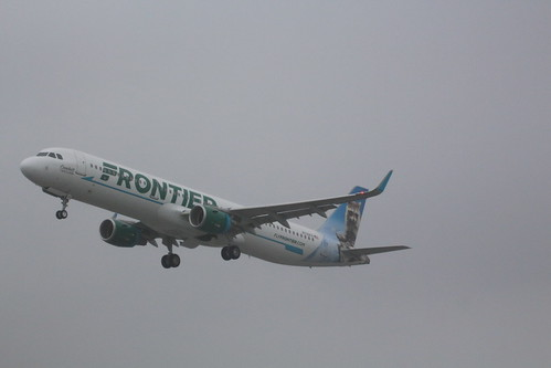 A320 Frontier N720FR delivery | by XFW-Spotter