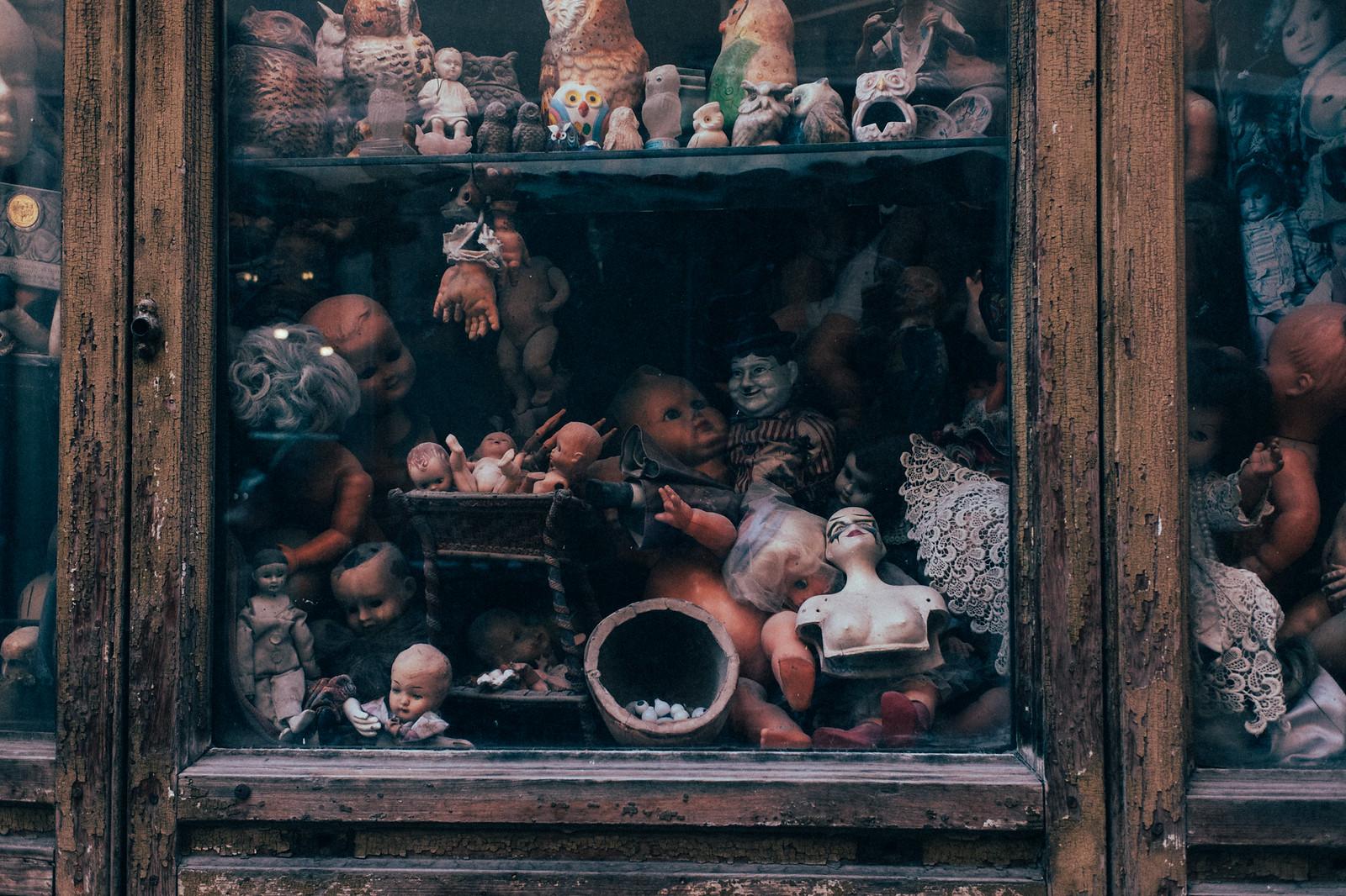 dolls   by fabcat