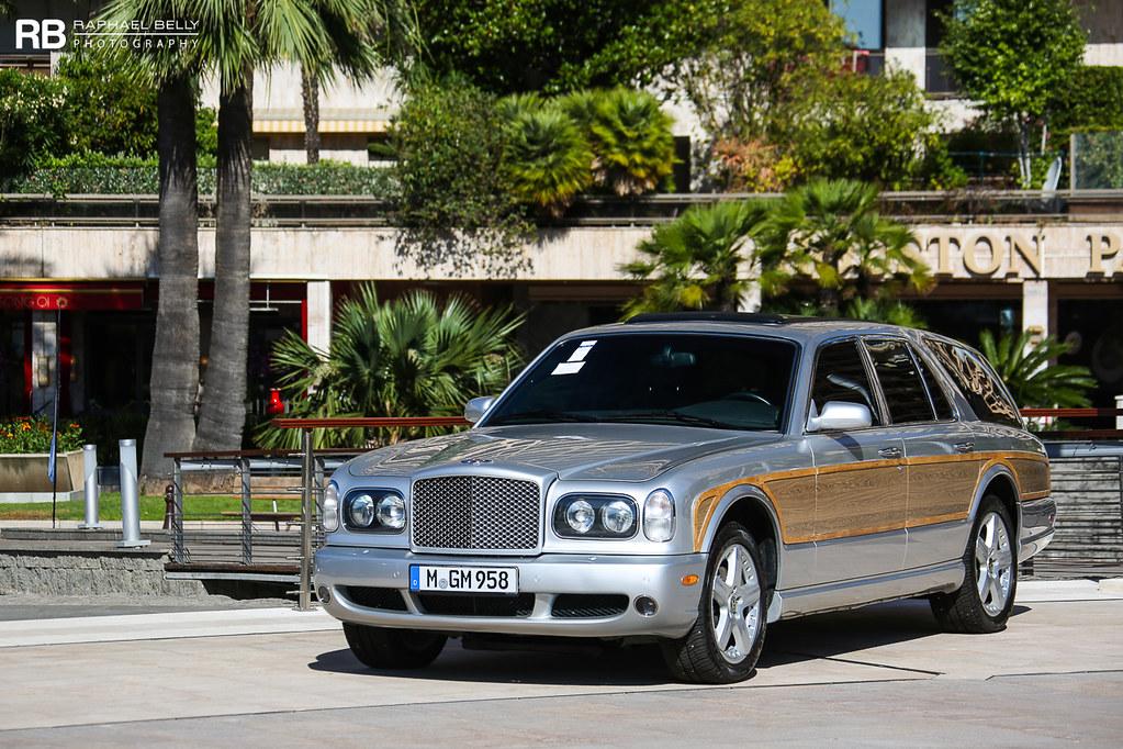 Bentley Arnage T 4wd Station Wagon Pininfarina Genaddi D Flickr