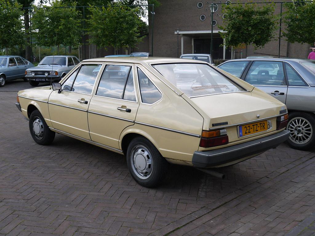 VW Passat LS Automatic 1978 | Datum eerste toelating: 09-03-… | Flickr