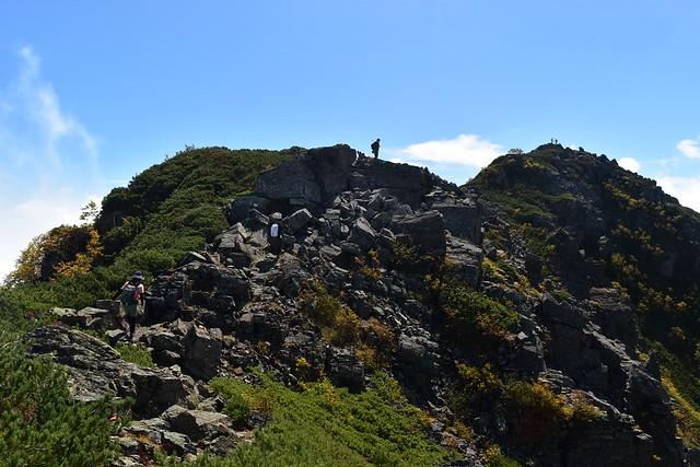 南アルプスアサヨ峰 日帰り登山