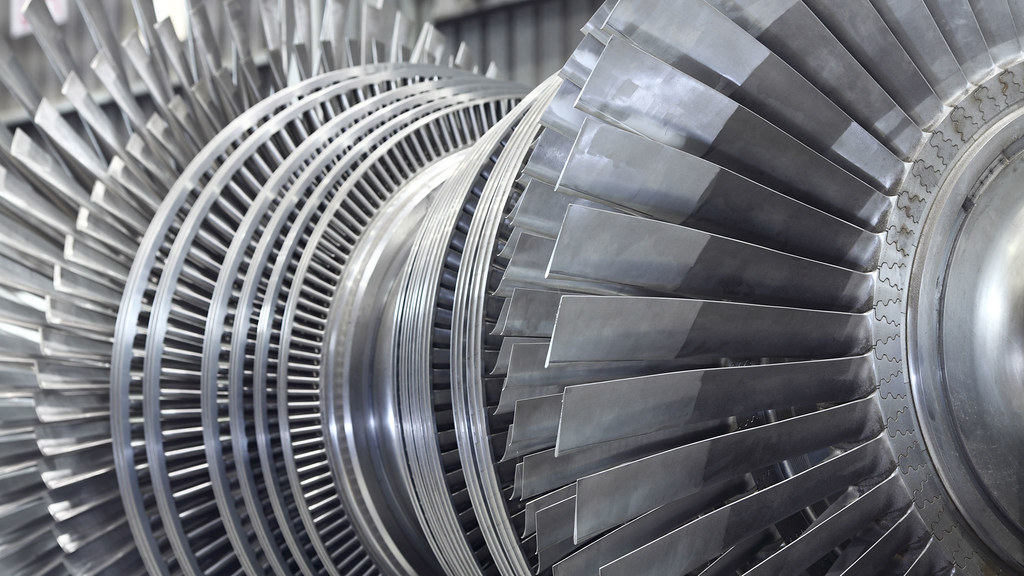 The gas turbine engine