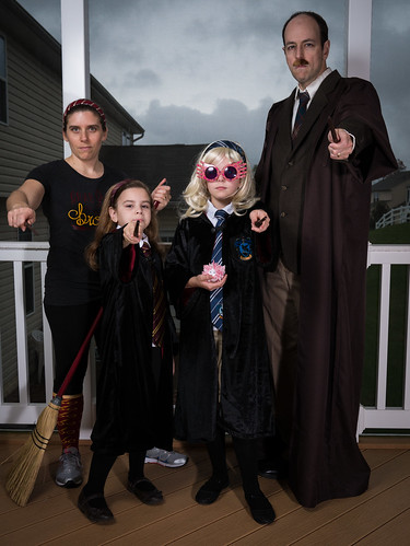 Harry Potter costumes | by chadsellers