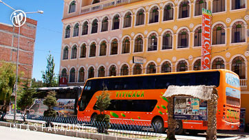 BUS PUNO - COPACABANA