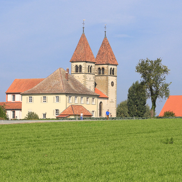 St. Peter and Paul, Reichenau Island