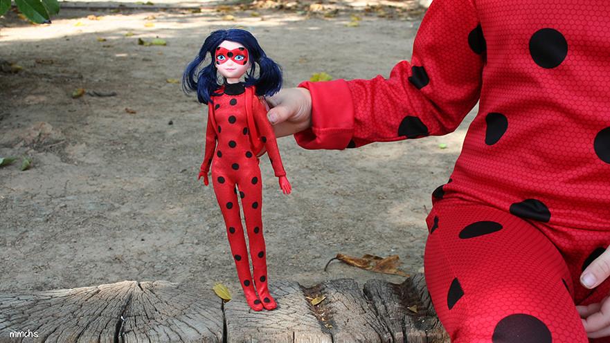 muñeca deluxe Ladybug