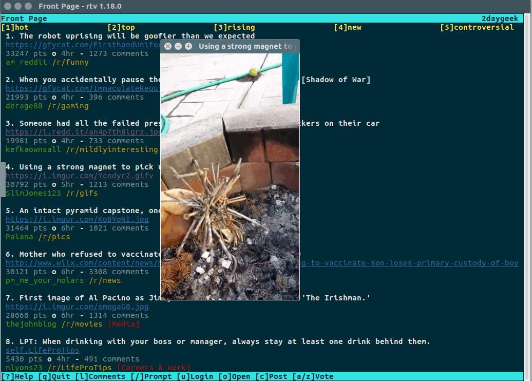 rtv-reddit-terminal-viewer-a-simple-terminal-viewer-for-reddit-6