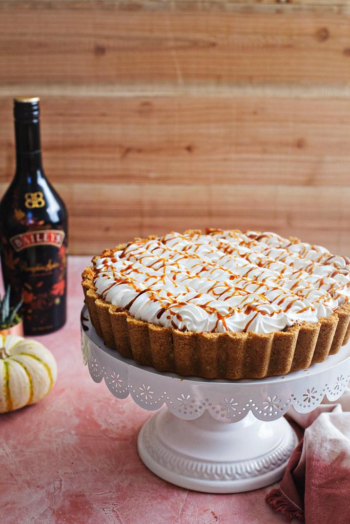 Baileys Pumpkin Spice Pie