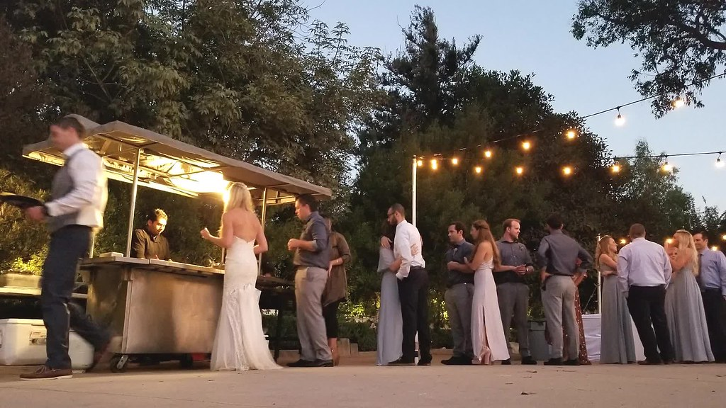 The Red Horse Barn Wedding Catering October 15 2017 Las