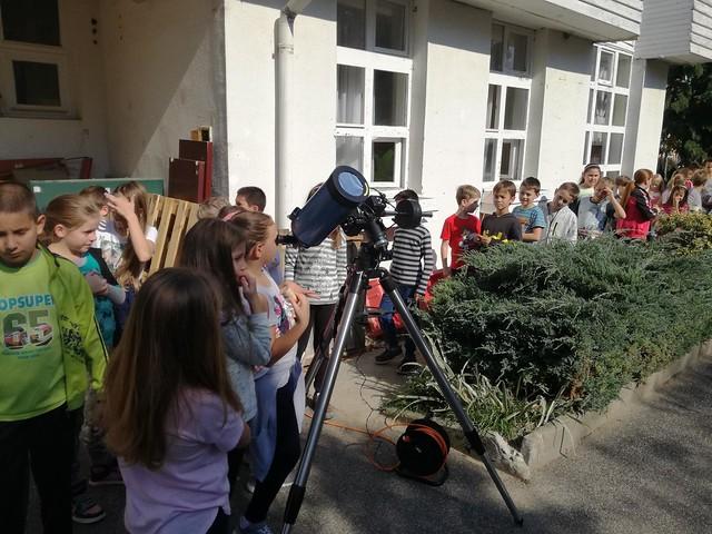 VCSE - TIT - Napbemutató általános iskolásoknak 2017. szeptember 29-én - Bánfalvi Péter felvétele