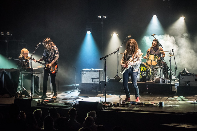 Live Review Courtney Barnett Kurt Vile At The Moore Theatre 1021