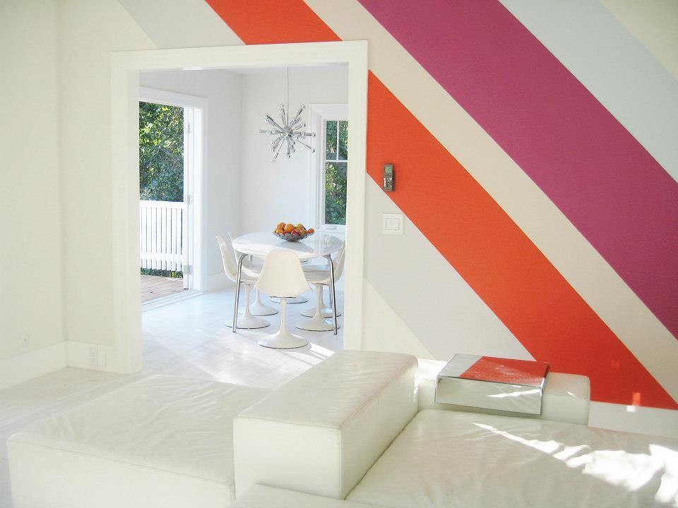 簡化家裡的物品,空間看起來更乾淨。