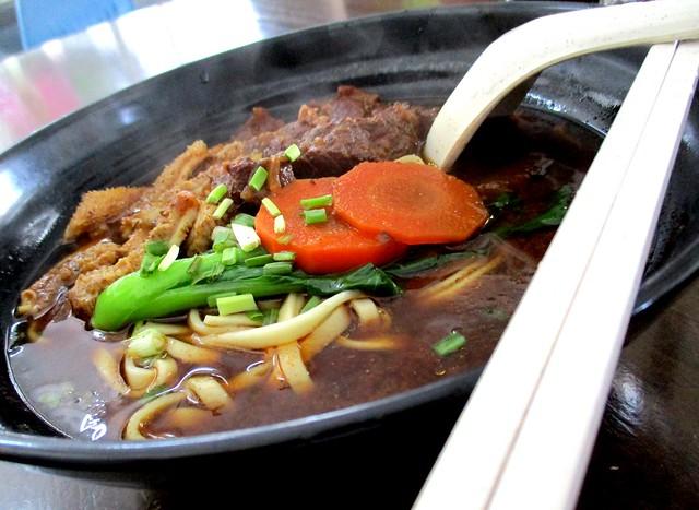 Yong Garden Restaurant Cafe beef noodles 1