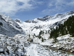 Winterwanderung zur Richterhütte