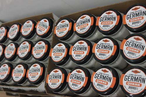 Hemme Brothers Creamery German Quark cheese