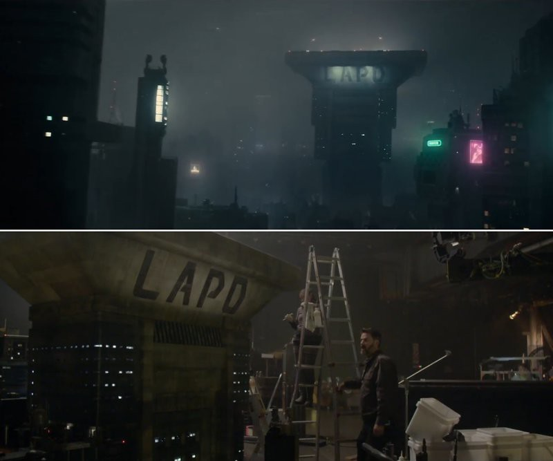 Where does Blade Runner 2049 takes place