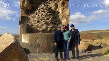 Chullpa funeraria en Puno