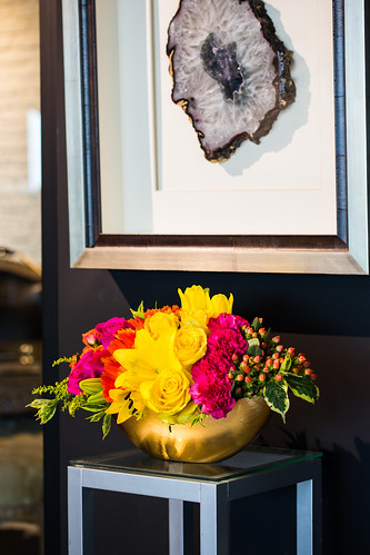 Trends: Welcoming Entryways - Photo Courtesy Society of American Florists | by Flower Factor