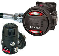 regulador de buceo Beuchat VRT 90 Cool Water