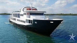 Barcos de buceo vida a bordo en cuba