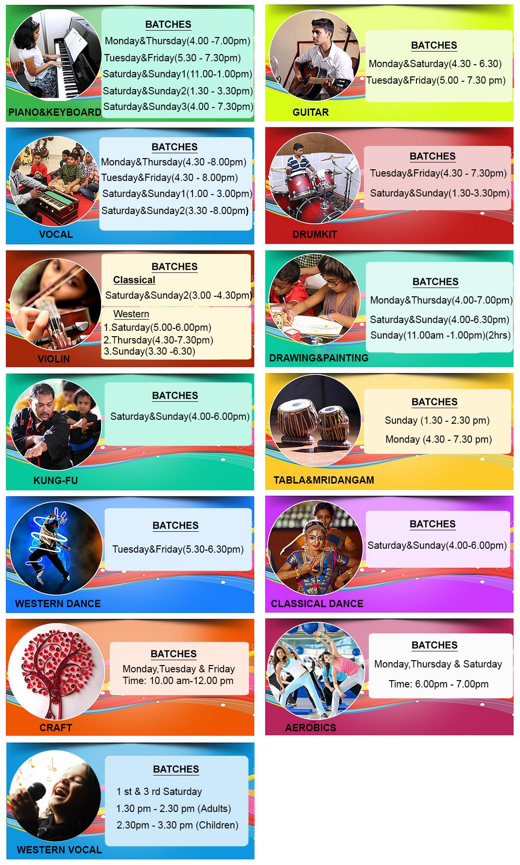 Kalagramam Pattom Timetable