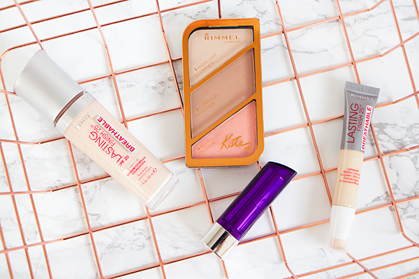 how to apply rimmel lasting finish foundation