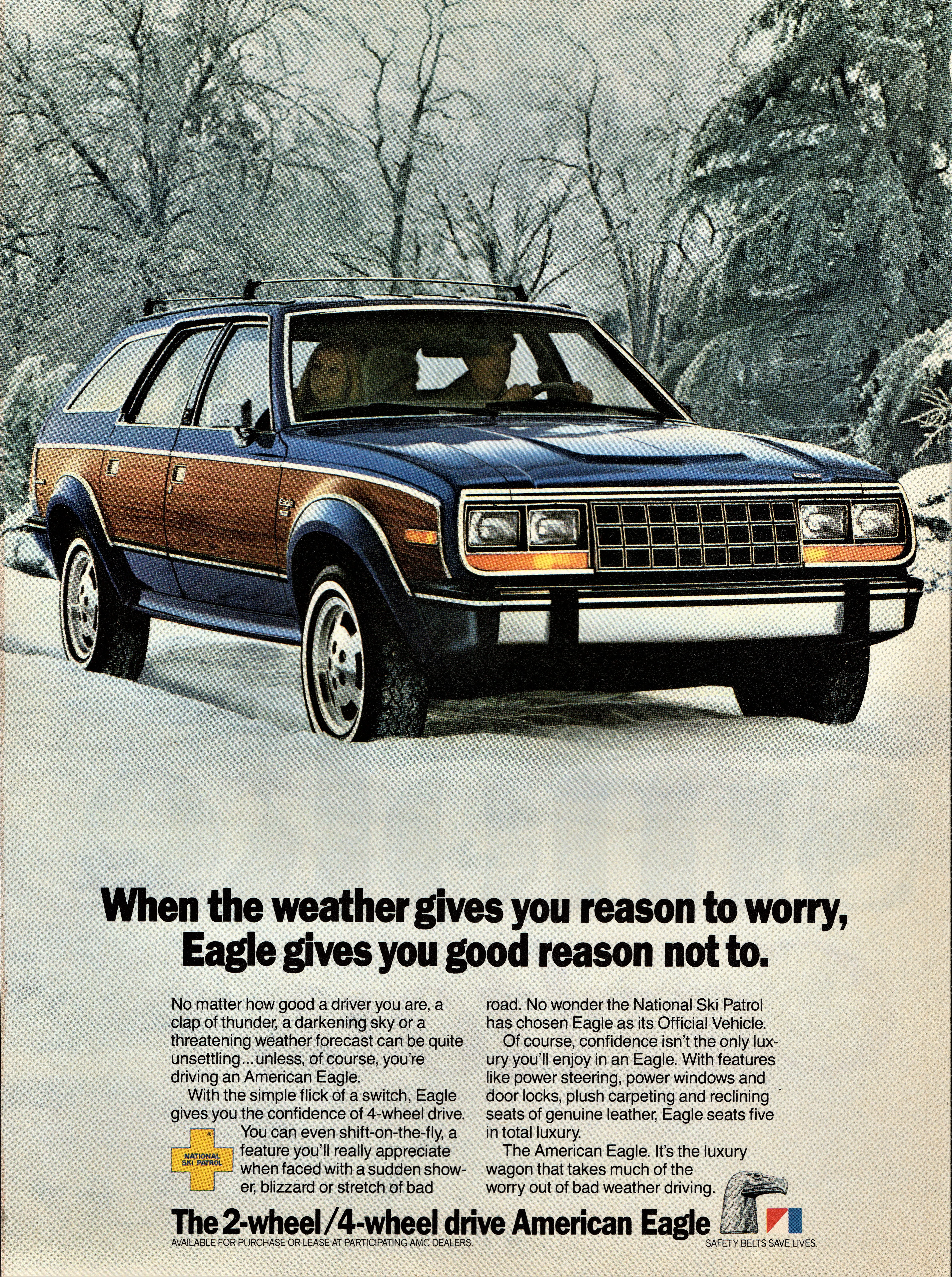 1985 American Eagle