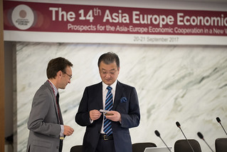 14th Asia Europe Economic Forum | by Asia-Europe Foundation