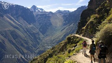 Caminatas (trekking) en el Valle del colca